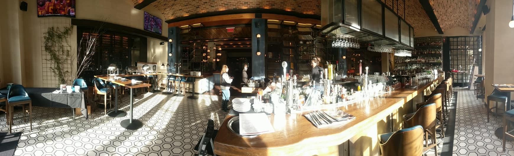 The Hamilton Kitchen Bar Rockin Ramaley