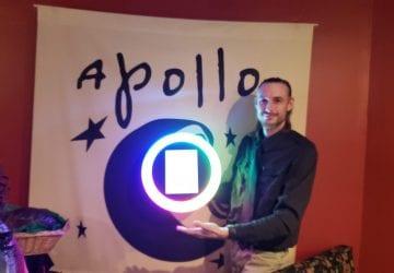 Apollo Grill's 20th anniversary! 01/27/2019
