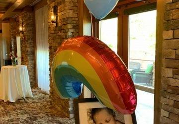 Logan's 1st Birthday!