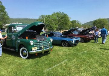 Cruise to the Gap Car show! 05/19/2019!