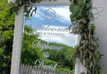 Stephanie and David's Wedding! 5/18/2019
