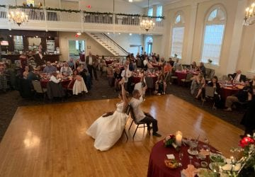 Dennis and Megan's Wedding! 10/12/2019