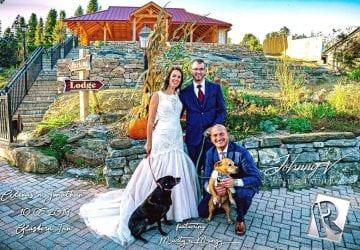 Alexas and Jonathan's Wedding! 10/05/2019